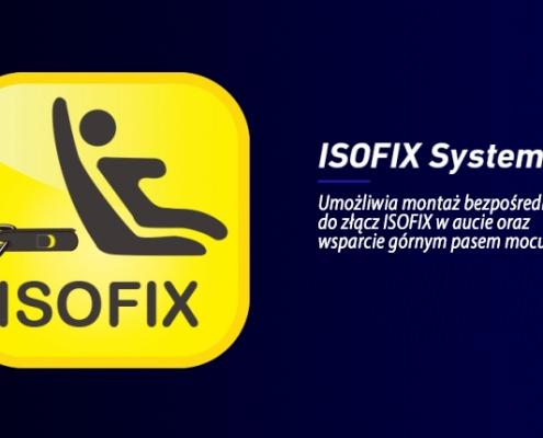 isofix - czym jest